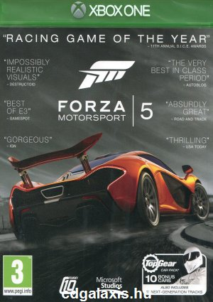 Xbox One Forza Motorsport 5 Racing Game of the Year Edition