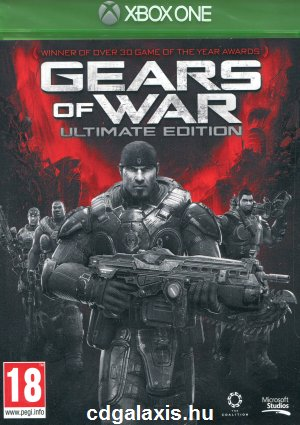 Gears of War: Ultimate Edition borító