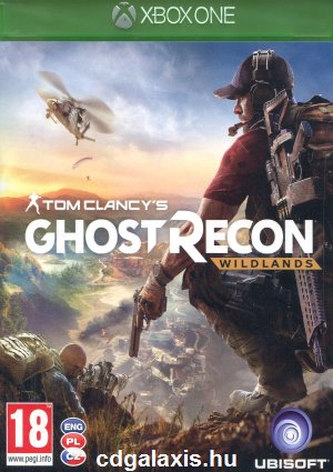 Ghost Recon Wildlands borító