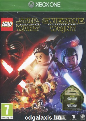 Xbox One LEGO Star Wars: The Force Awakens borítókép