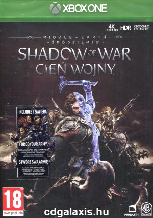 Xbox One Middle-earth: Shadow of War