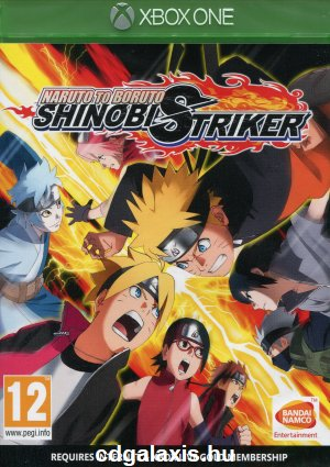 Xbox One Naruto to Boruto: Shinobi Striker