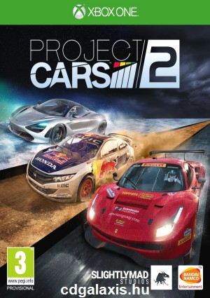 Xbox One Project CARS 2