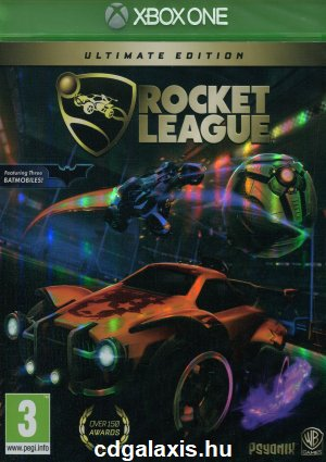 Xbox One Rocket League Ultimate Edition