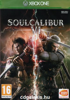 Xbox One Soul Calibur 6 (Soulcalibur VI)