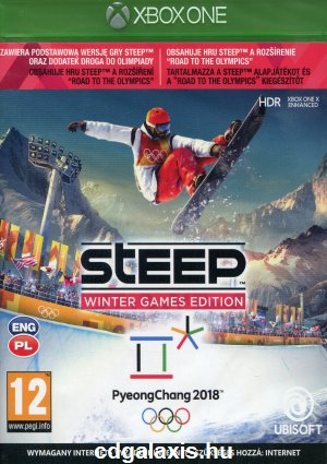 Xbox One Steep: Winter Games Edition