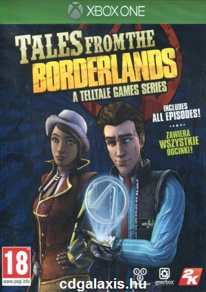 Xbox One Tales from the Borderlands: A Telltale Games Series