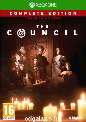 Xbox One The Council Complete Edition