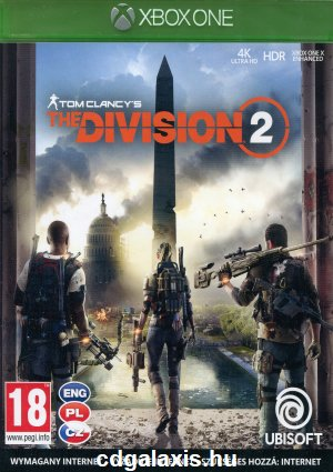 Xbox One The Division 2
