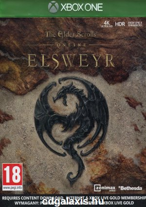 Xbox One The Elder Scrolls Online: Elsweyr