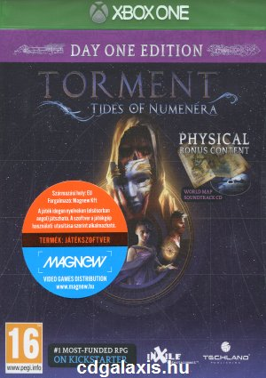 Xbox One Torment: Tides of Numenera - Day One Edition