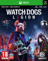 Xbox One Watch Dogs Legion (október 29.)