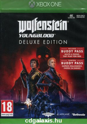 Xbox One Wolfenstein Youngblood Deluxe Edition