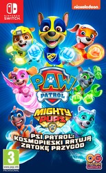 Switch Paw Patrol Mighty Pups Save Adventure Bay