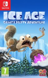 Switch Ice Age Scrats Nutty Adventure