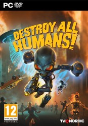 Playstation 4 Destroy All Humans (2020)