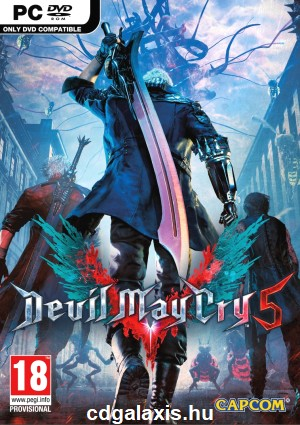 PC játék Devil May Cry 5