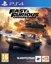 Playstation 4 Fast and Furious Crossroads