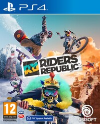 Playstation 4 Riders Republic