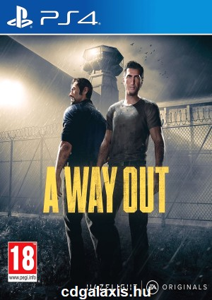 Playstation 4 A Way Out