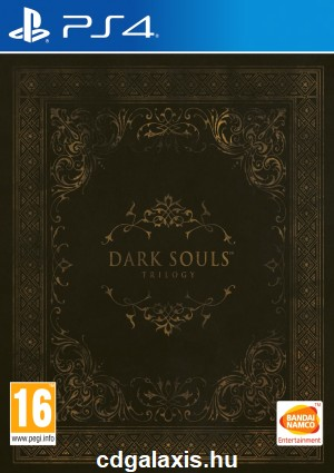Playstation 4 Dark Souls Trilogy