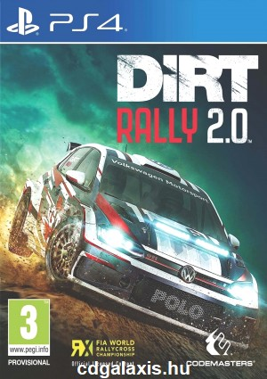 Playstation 4 Dirt Rally 2.0