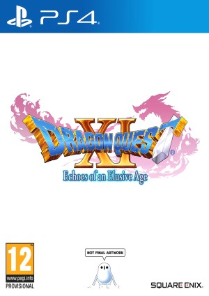 Playstation 4 Dragon Quest XI: Echoes of an Elusive Age
