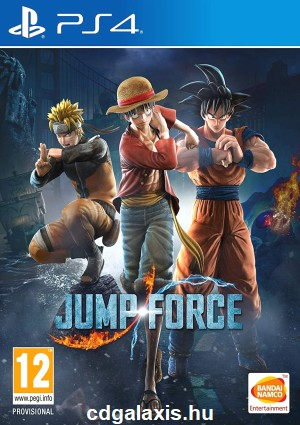 Playstation 4 Jump Force