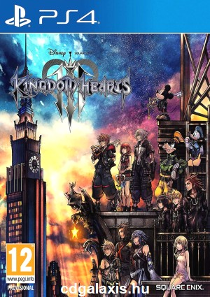 Playstation 4 Kingdom Hearts 3