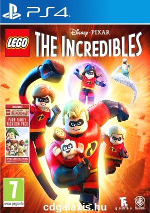 Playstation 4 LEGO The Incredibles