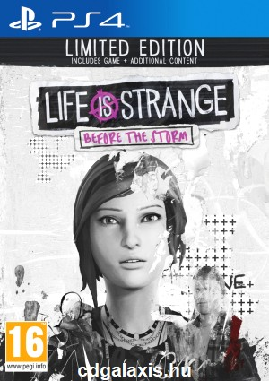 Playstation 4 Life is Strange: Before the Storm Limited Edition