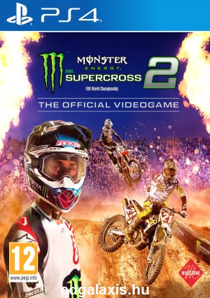 Playstation 4 Monster Energy Supercross - The Official Videogame 2