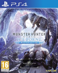 Playstation 4 Monster Hunter World Iceborne Master Edition