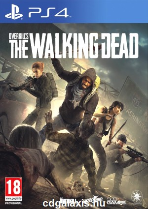 Playstation 4 Overkills The Walking Dead