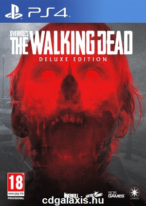 Playstation 4 Overkills The Walking Dead Deluxe Edition