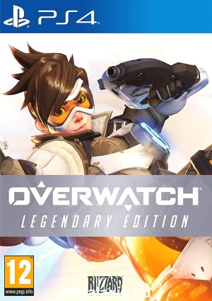 Playstation 4 Overwatch Legendary Edition