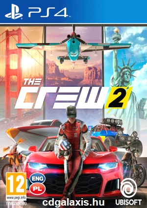Playstation 4 The Crew 2