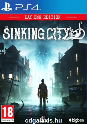 Playstation 4 The Sinking City