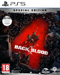 Playstation 5 Back 4 Blood Special Edition