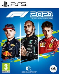 Playstation 5 F1 2021