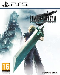 Playstation 5 Final Fantasy VII Remake Intergrade