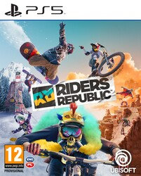 Playstation 5 Riders Republic