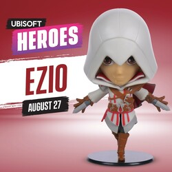 Relikviák Ezio figura (Ubisoft Heroes Collection)