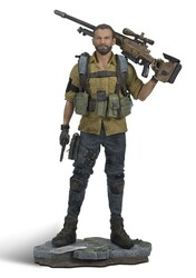 Relikviák The Division 2 Brian Johnson figura
