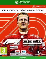 Xbox One F1 2020 Michael Schumacher Deluxe Edition