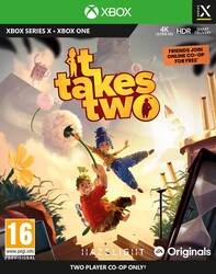 Xbox One It Takes Two