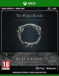 Xbox One The Elder Scrolls Online Collection Blackwood