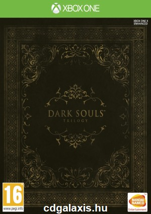 Xbox One Dark Souls Trilogy