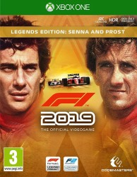 Xbox One F1 2019 Legends Edition