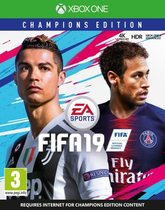 Xbox One FIFA 19 Champions Edition